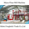 China Supplier Fully Automatic 80 Ton Per Day Maize Flour Milling Machine