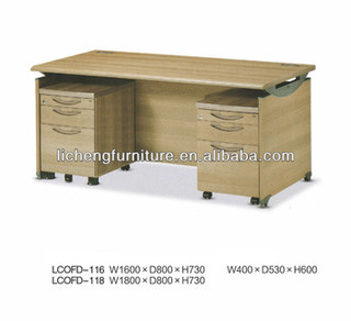 Office furniture table designs,office furniture with 2 cabinets