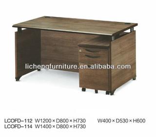 Modern office furniture,1.2m office desk wholesale