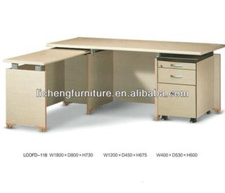 2013 hotsale modern manager office desk