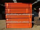 galvanised scaffolding prop