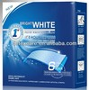 mint flavor teeth whitening strips,professional white strips with non peroxide gel