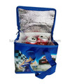 PP Non woven printed insulated beer cooler bag