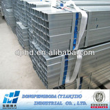 hot china products wholesale DPBD ms Pre-galvanized Square Steel Pipe