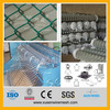 Galvanized chain link fence, PVC coated green chain link fencing (hot sale high quality)