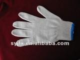Cotton knitted gloves/Cotton Gloves/cotton knitted gloves/safety gloves/knitted gloves