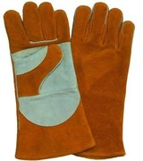 Durable Leather Welding Hand Glove,Welding Gloves