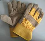 Thinsulate working leather gloves,Winter gloves,Leather working gloves