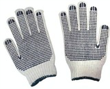 PVC dotted cotton gloves/Safety Gloves/cotton knitted gloves/knitted glove/Knitted cotton gloves