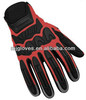 Industrial synthetic leather work mechanism custom gloves