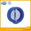 Dual Plate Wafer type dn80 check valve cf8m