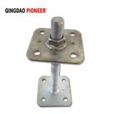 Customized screw pile steel beach rivet screw base tool holder manufacturer