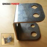 Custom precision sheet metal stamping parts OEM manufacturing