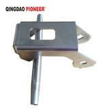 Customized metal stamping part punch part of sheet metal fabrication