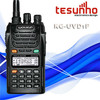 TESUNHO HOT SALE WOUXUN KG-UVD1P CE FCC APPROVED WALKIE TALKIE DUAL BAND TRANSCEIVER WATER PROOF 245-250MHZ TWO WAY RADIO
