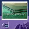 white pvb laminated glass price