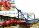 "14"" Cutter Suction Dredger with 400cbm/h capacity"