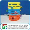 Manufacturer New Design Silicone Bracelet/Wristband/Band With Bells