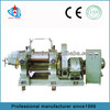 Rubber extruder for retreading waste tire