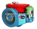 Air Cooled 4-5HP 170F Diesel Engine Air Cylinder