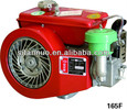 Air Cooled 2-3HP 165F Small Diesel Engine