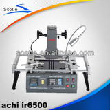 Latest Infrared BGA Rework Station ACHI IR-6500 Upgrade From IR9000 SHIP FROM UK/USA/CHINA
