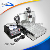 CNC 3040T-DJ Router Machine for Milling and Drilling