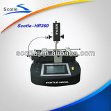 New Infrared BGA Hot Air Rework Station Scotle HR360 Upgrade from SP360C for Excellent Xbox360 Notebook Repairing