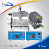Newest DIY Desktop CNC Router CNC6040, CNC 6040Z Supplier