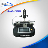 High Quanlity Hot Air and Infrared BGA Rework Machine Scotle-HR360 UPGRADE FROM SP360C with black color