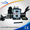Scotle 8586D 2 in 1 Soldering Station