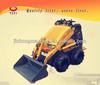 mini tractor backhoe loader Electric Mini skid steer loader for sale