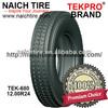 12.00R24/Truck Bus Radial Tyre/TEK-680TBR TIRE