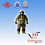 fire retardant fire fighting clothing for fire protection