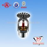 brass glass bulb fire sprinkler of fire fighting sprinkler