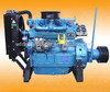 20hp--400hp diesel engine with engine pulley