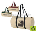 recycle and high quality eco-friendly popular recycled canvas shoulder bag