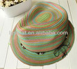 paper plain straw hat