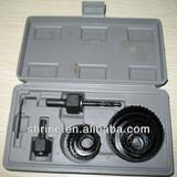 11-13pcs carbide grit hole saw kit