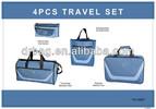 New 4PC Travel Bag Sets