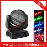 108*3W RGBWA Led Moving Head Light Moving Head Wash Light DJ Lighting Led Moving Head Light