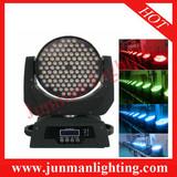 108*3W RGB 3 in 1 Led Moving Head Light Moving Head Wash Light DJ Lighting
