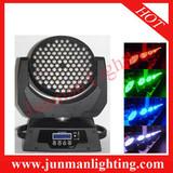 108*3W RGBW Led Moving Head Light DJ Stage Lighting Led Moving Head Light