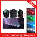36*5W Led Beam Moving Head Light Moving Head Wash Light DJ Stage Lighting