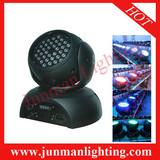 36*3W Led Moving Head Light Moving Head Wash Light DJ Stage Lighting