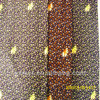 21*13 40 *44 black print flannel fabric