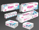 2 ply virgin pulp and soft and white facial tissue