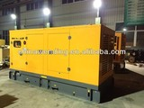 200KVA SOUNDPROOF POWER GENSET WITH CE, ISO9001