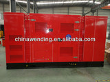 Silent Side Diesel Generating Set with 6CTAA8.3-G2 engine