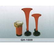 car air horn,2 pipes/trumpets with air pump